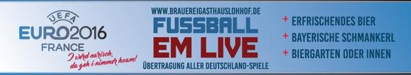 Fussball Europameisterschaft live