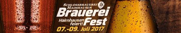 Brauereifest 2017
